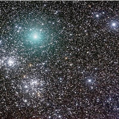Stars and nebulas